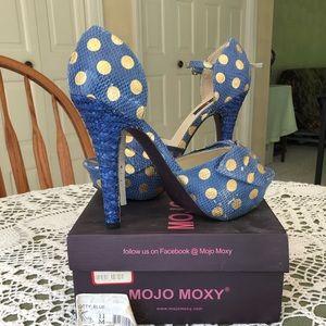 Mojo Moxy heels